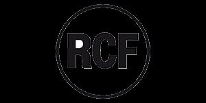 Logo von RCF